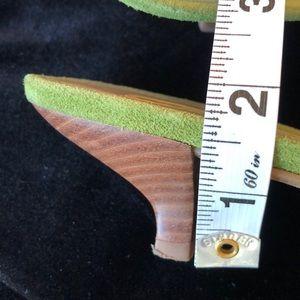 Unisa Shoes - Beautiful Moss Mules :)